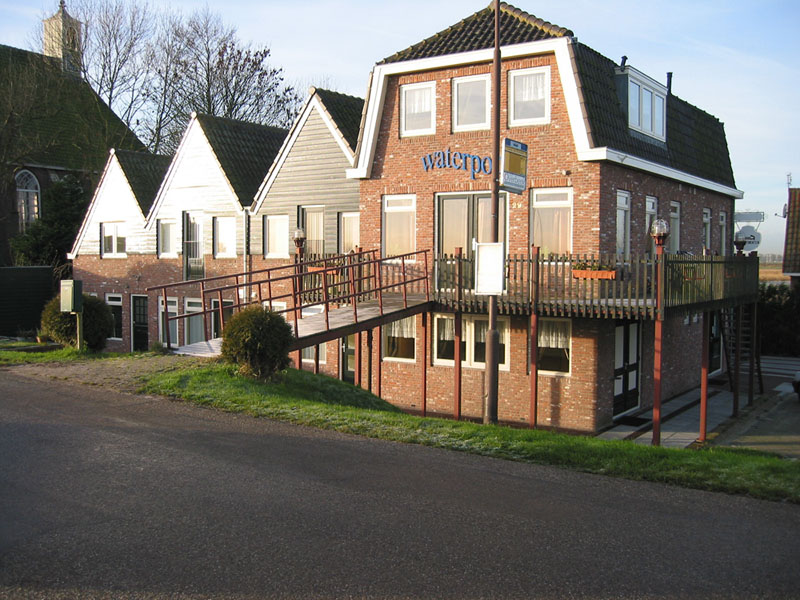 Apartment Waterpoort in Schardam near Amsterdam
