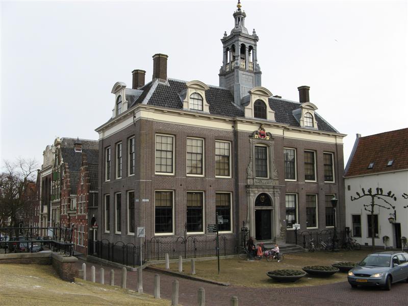 Stadhuis Edam aan de Dam