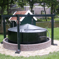 Brongas in de Beemster